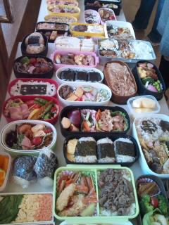 初!『弁当の日』